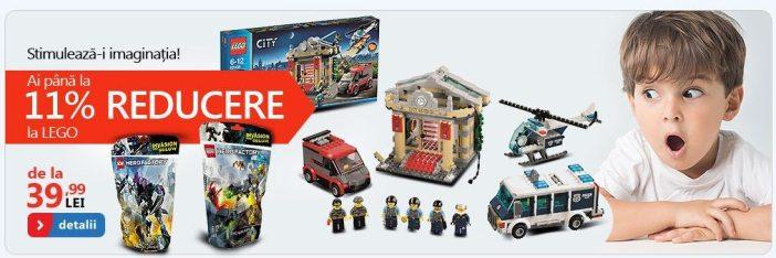 Reduceri Lego