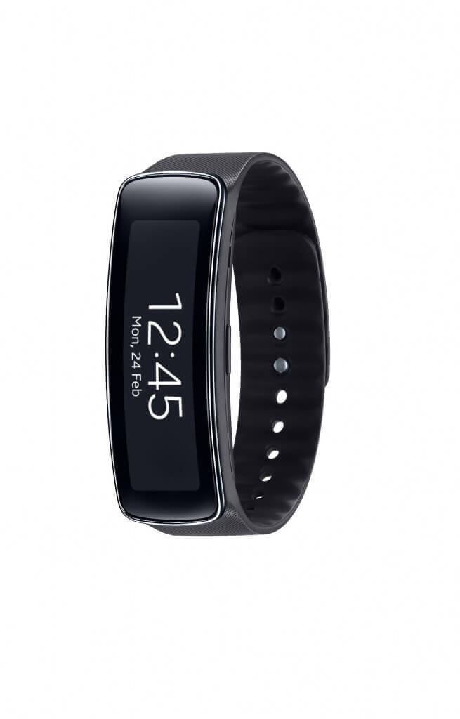 Gear Fit black