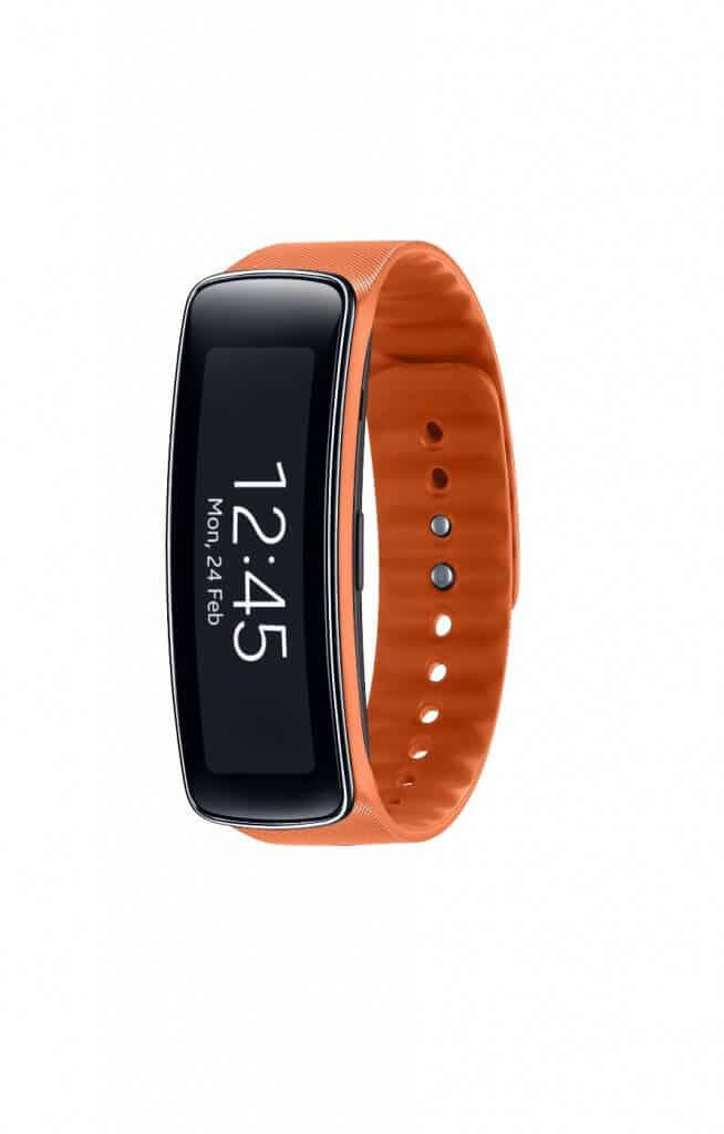 Gear Fit orange