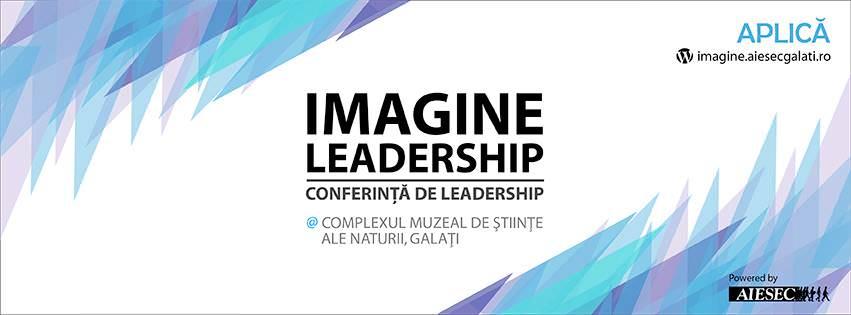 Imagine Leadership Galati