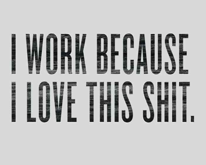 munca nu e rusinoasa
