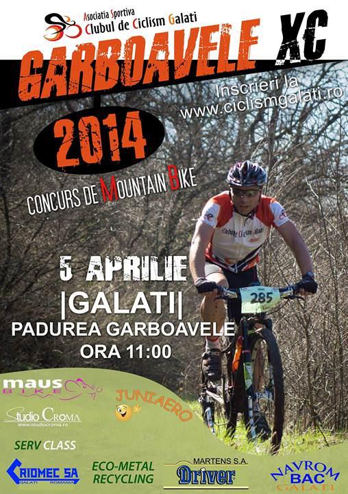 Ciclism Galati