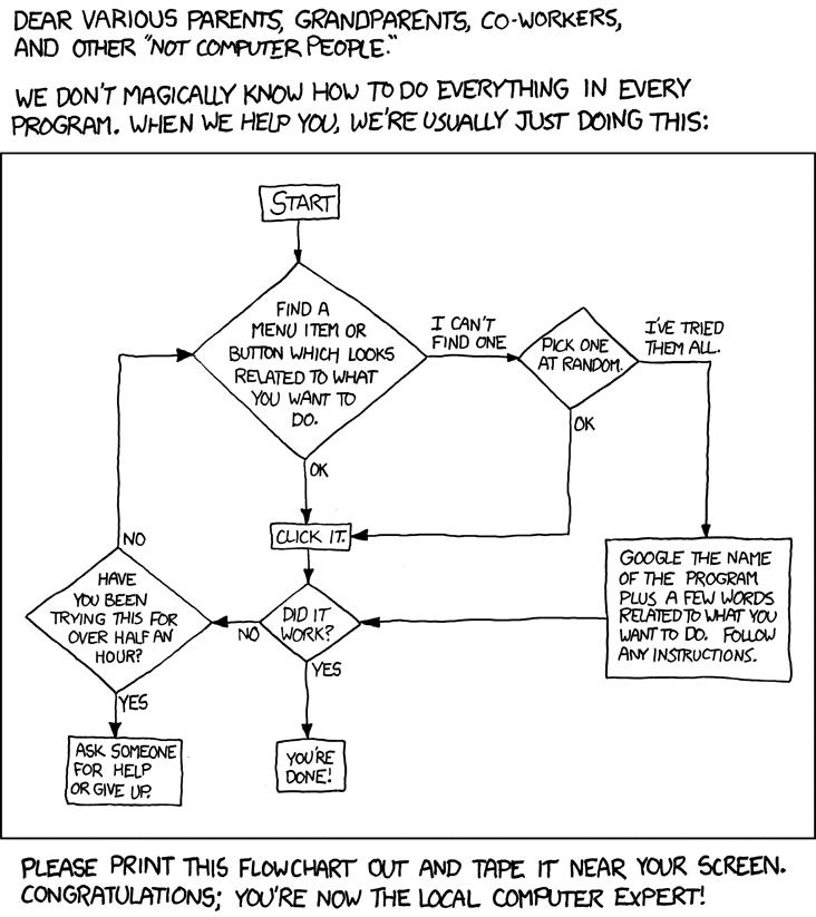 Cum devii expertul local IT