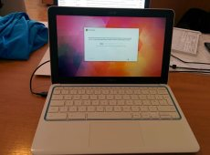 HP Chromebook 11 2