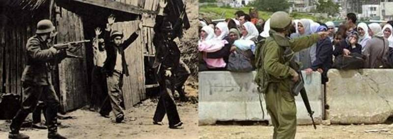Germania 1940 vs Israel 2014 11