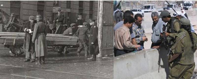 Germania 1940 vs Israel 2014 9