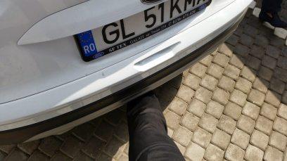 Portbagaj Ford Kuga picior
