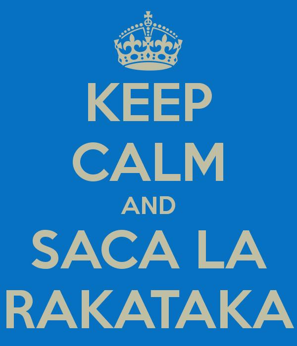 Saca La Rakataka