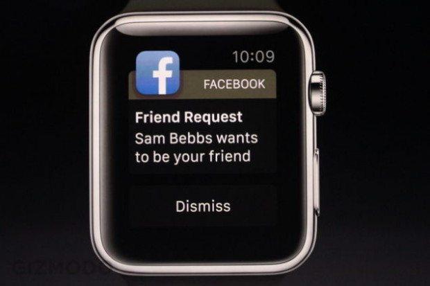 Apple Watch poza 7
