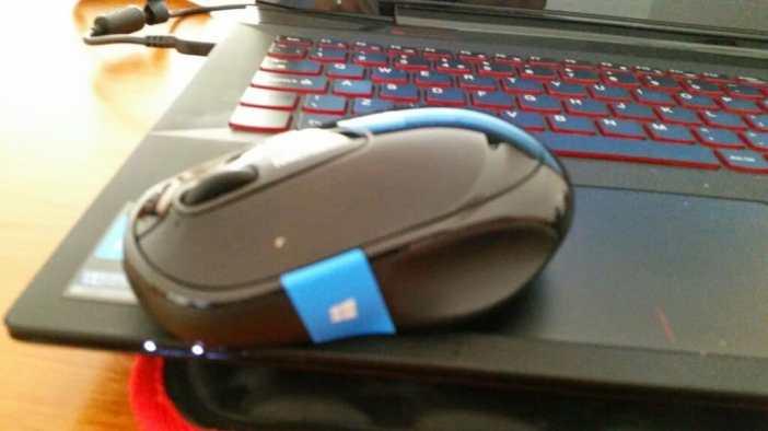 Mouse bluetooth fara USB 1