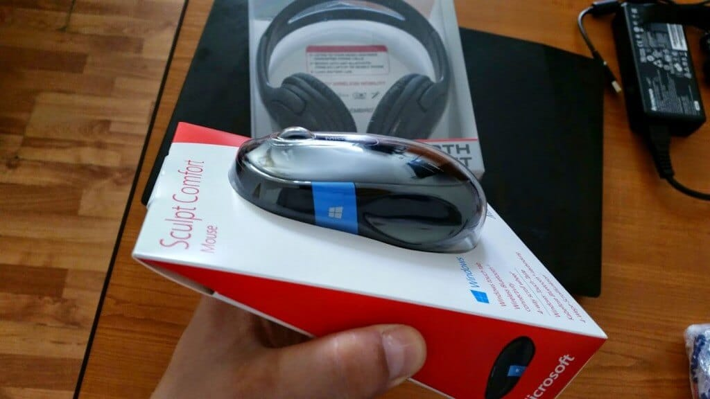 Mouse bluetooth fara USB 3