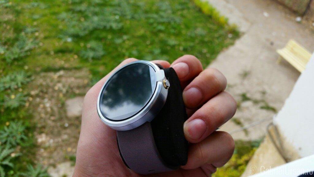 Moto 360 poza 4
