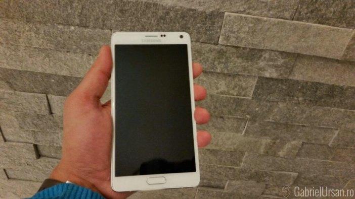 Samsung Galaxy Note 4 poza 4