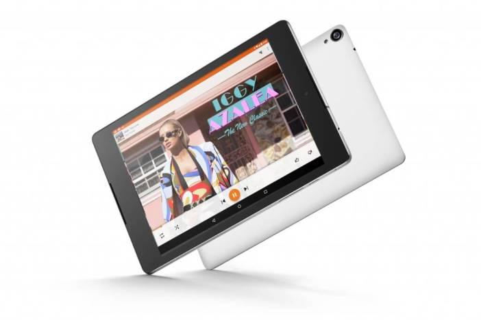 Tableta Nexus 9 oficial