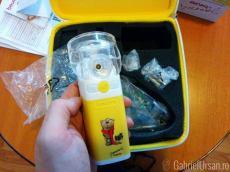 Aparat de aerosoli cu ultrasunete 2