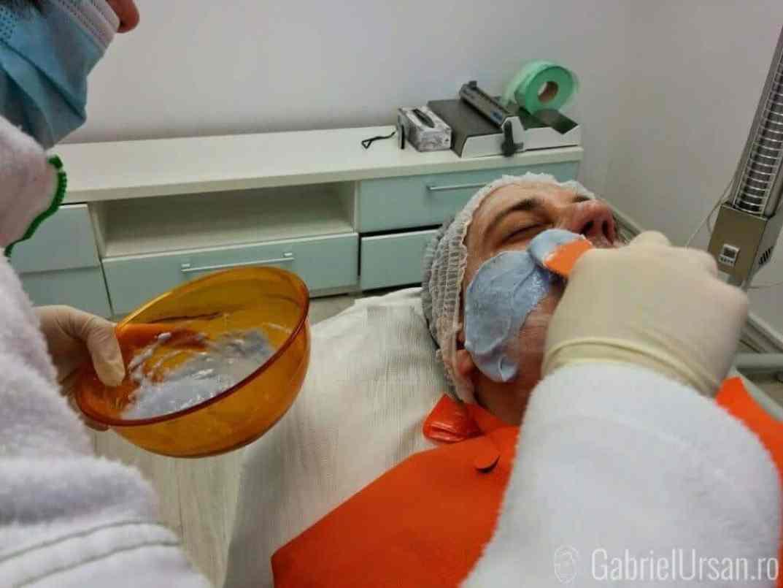 Tratament facial Thalgo la aBeauty clinique 1