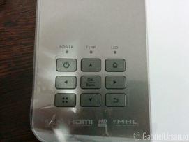 Poza 5 Videoproiector portabil BenQ GP30
