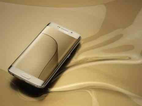 Samsung Galaxy S6 Edge poza 1