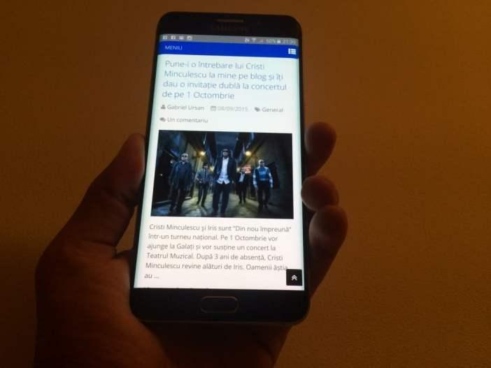 Poza 3 Samsung Galaxy S6 Edge+