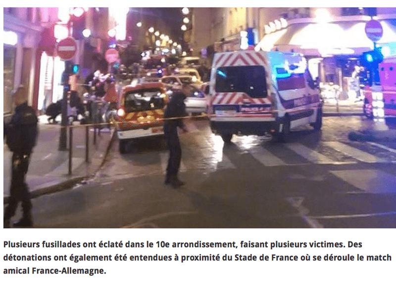 Live Paris