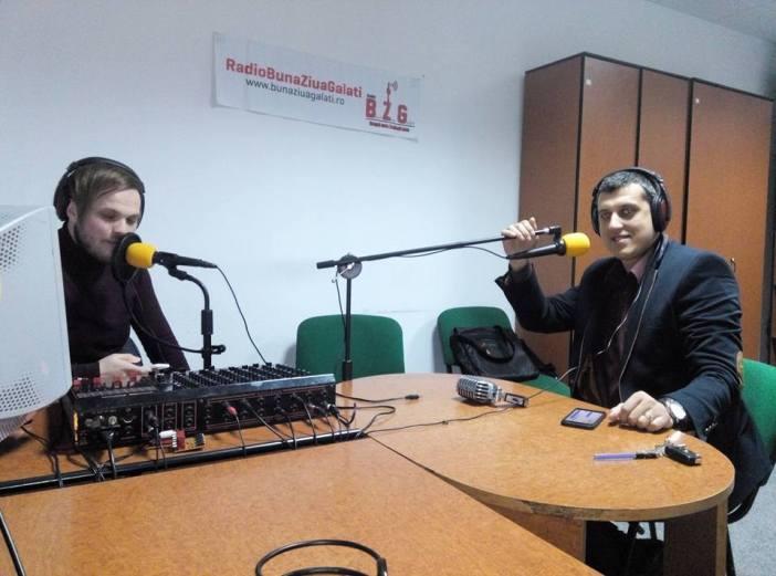 Gabriel Ursan Radio Buna Ziua Galati