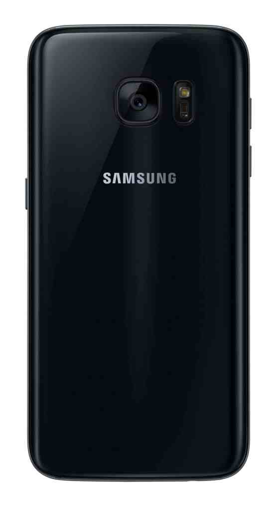 Galaxy S7 Black Onyx Back