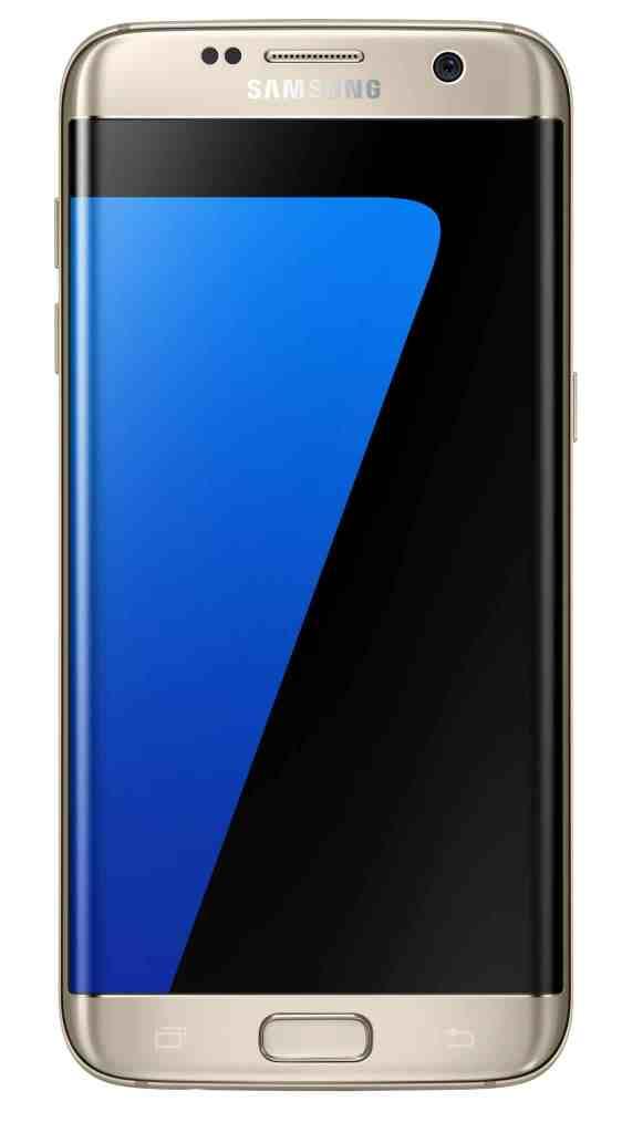Galaxy S7 edge Gold Platinum
