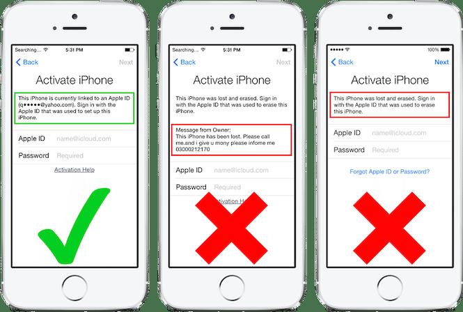 Deblocare iPhone iCloud