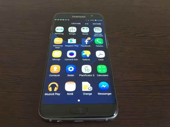 Galaxy S7 edge poza 6