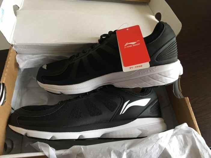 Li-Ning Smart Shoes
