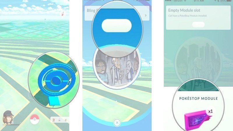 Cum activezi Lure Module in Pokemon Go