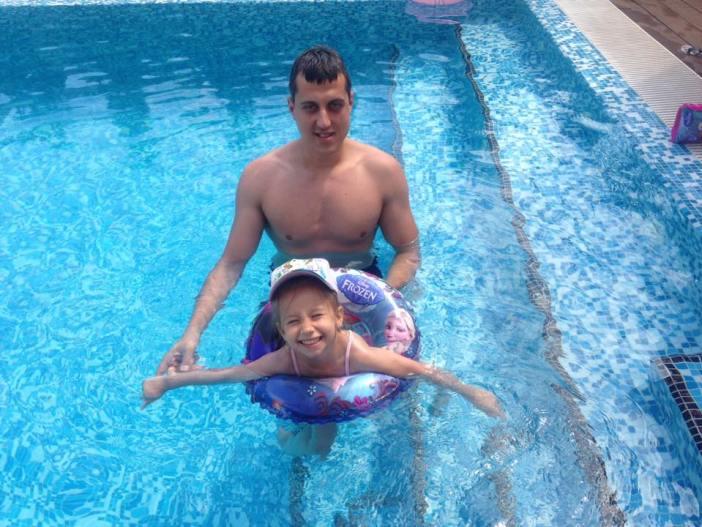 Gabriel Ursan minus 14 kg