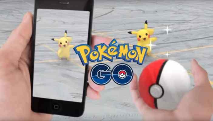 Pokemon Go oficial in Romania