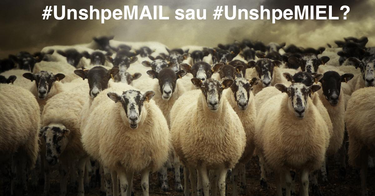 UnshpeMail
