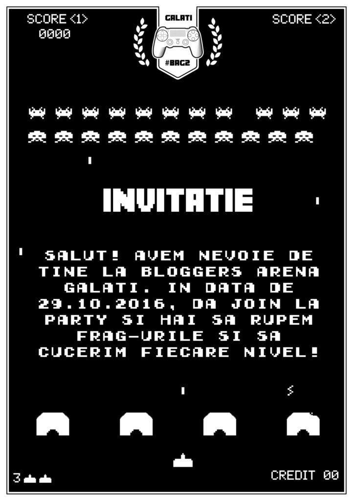 Invitatie #BAG2