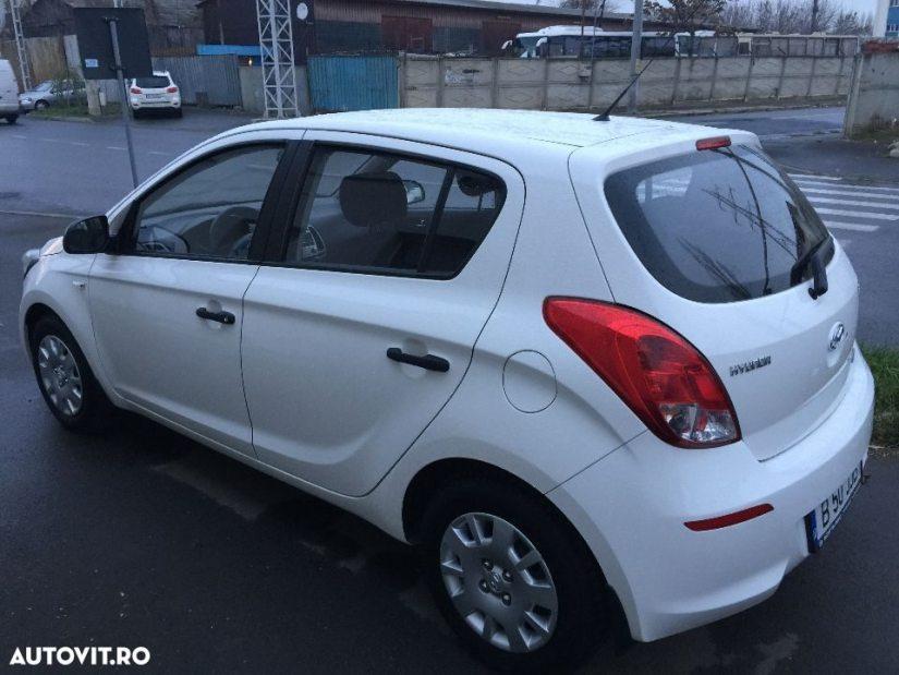 Hyundai I20 de vanzare 1