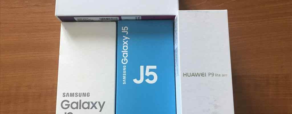 Huawei P10 Lite la 999 lei și Samsung J5 la 1.009 lei