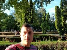 Camera selfie + mult Soare