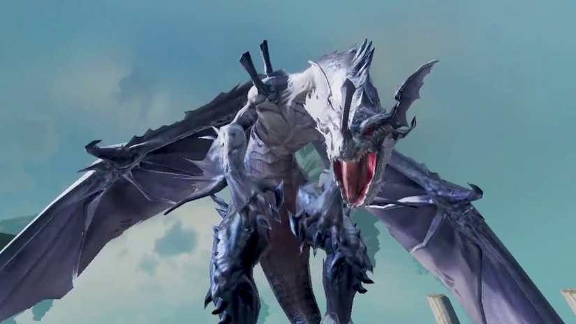 Lineage 2 Revolution boss