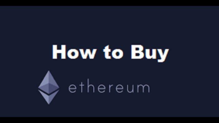 Cum cumperi Ethereum