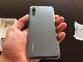 Huawei P20 Pro poza 8