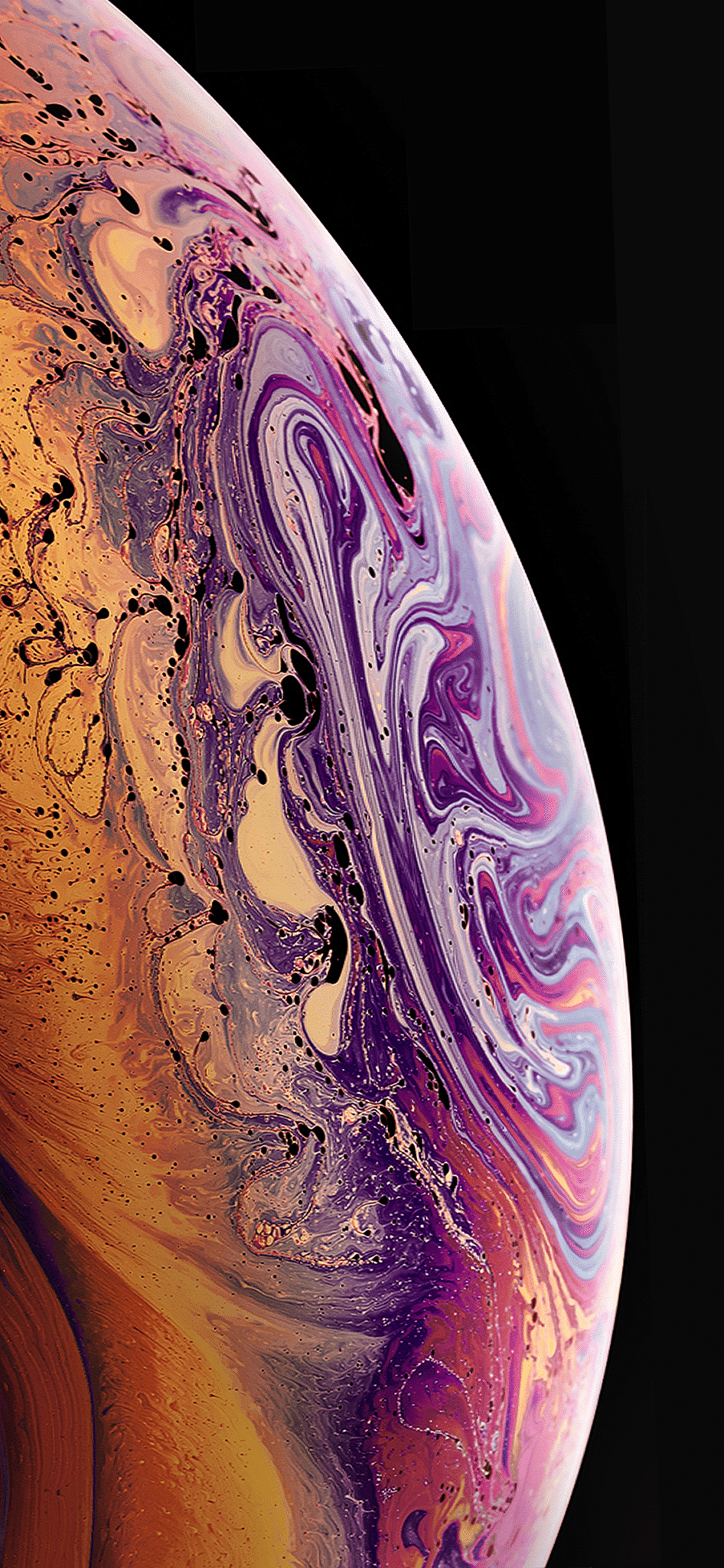 iPhone XS Wallpaper Oficial 1