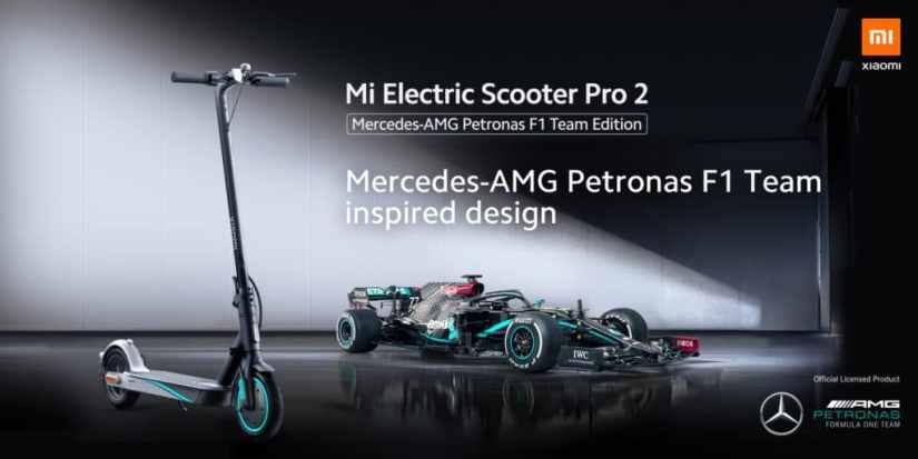 Mi-Electric-Scooter-Pro-2-Mercedes-AMG-Petronas-F1-Team-Edition