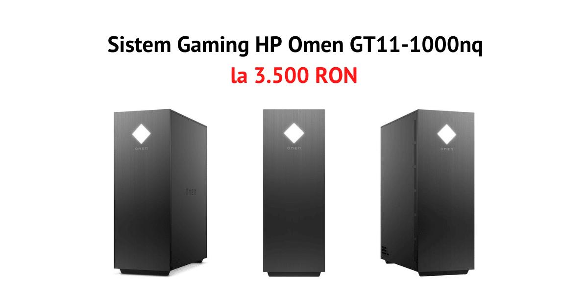 Sistem Gaming HP Omen GT11-1000nq