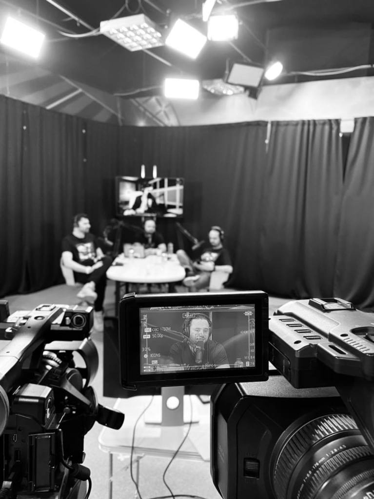 Murdar Podcast la inregistrari