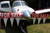 Llévame a casa: Piper PA-28 Cherokee LX CC-AGM (foto: Carlos Ay).