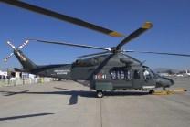 El AW139M fue desarrollado para satisfacer requerimientos específicos de usuarios de los segmentos militar, seguridad y gobierno (foto: Fernando Puppio).