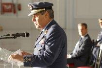 El Jefe del Estado Mayor del Aire General Francisco Javier García Arnáiz (foto: Miguel Ángel Blázquez Yubero)