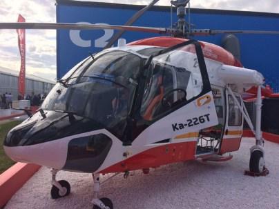 Kamov Ka-226T (foto: Rostec)