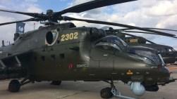 Helicóptero de asalto Mi-35 (foto: Rostec)